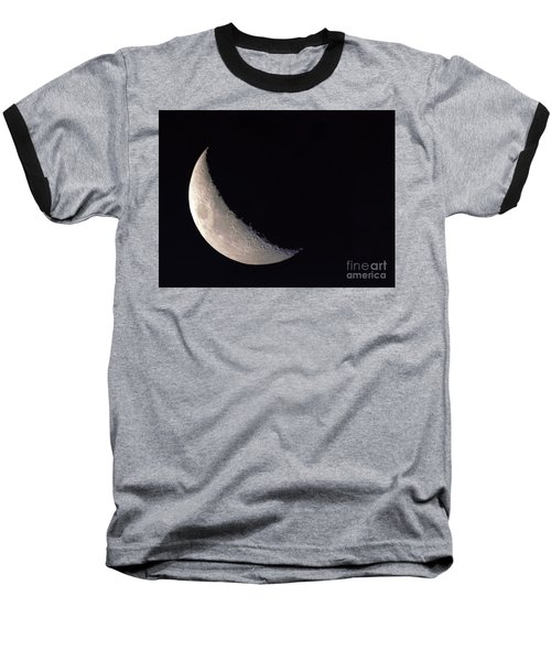 Moon Shadow Baseball T-Shirt