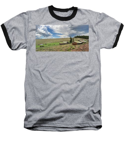 Moreno Valley Ranch Baseball T-Shirt