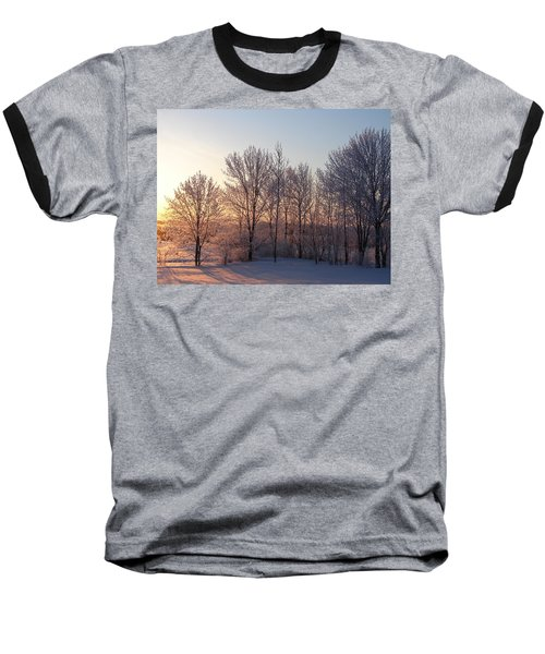 Morning Break Baseball T-Shirt