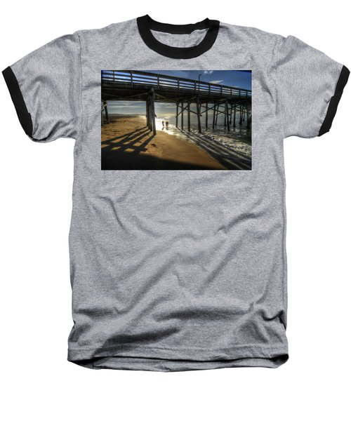 Morning Trestle Baseball T-Shirt