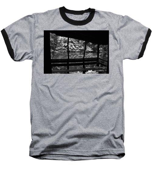 Morning View Baseball T-Shirt