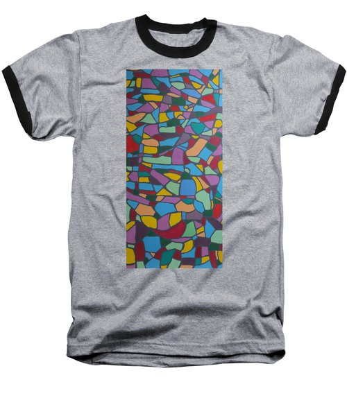 Mosaic Journey Baseball T-Shirt