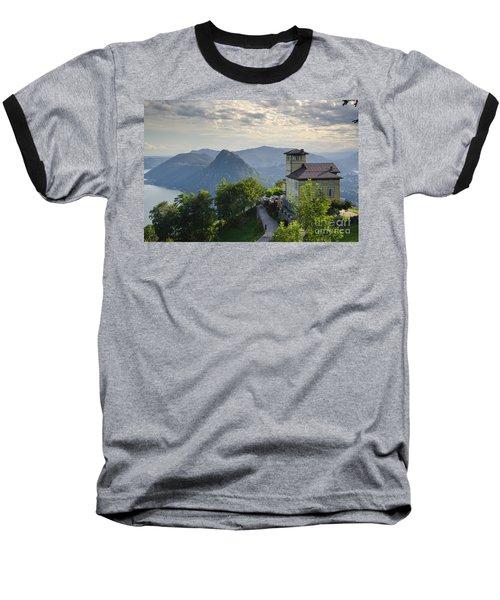 Mountain Bre Baseball T-Shirt