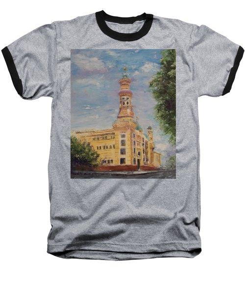 Murat Shrine Temple Baseball T-Shirt