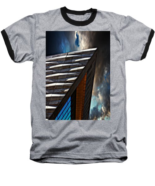 Baseball T-Shirt featuring the photograph Museum Of Liverpool by Meirion Matthias