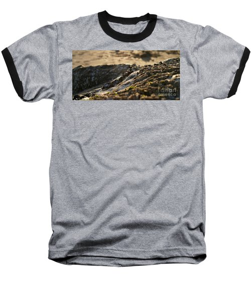 Mussels Sunset Baseball T-Shirt
