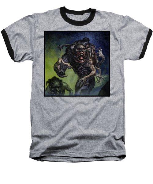 Mutants  Baseball T-Shirt