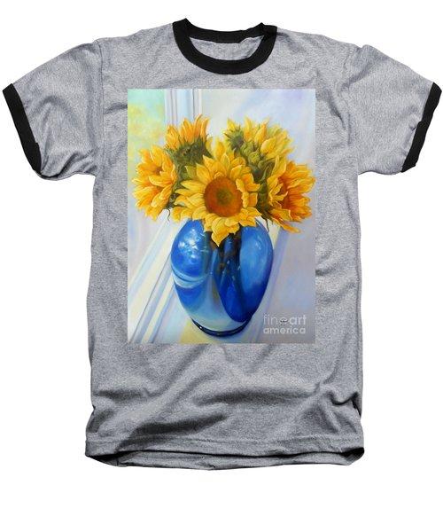 My Sunflowers Baseball T-Shirt