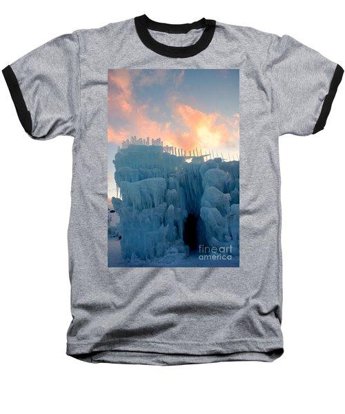 Mystic Time Baseball T-Shirt