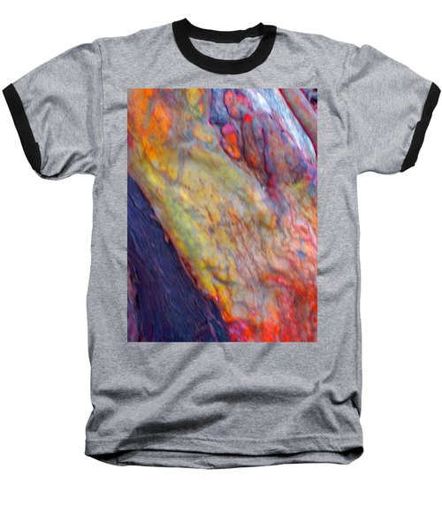 Baseball T-Shirt featuring the digital art Mystics Of The Night by Richard Laeton