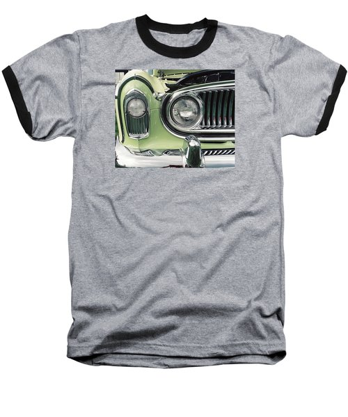 Baseball T-Shirt featuring the photograph Nash Nose by John Schneider