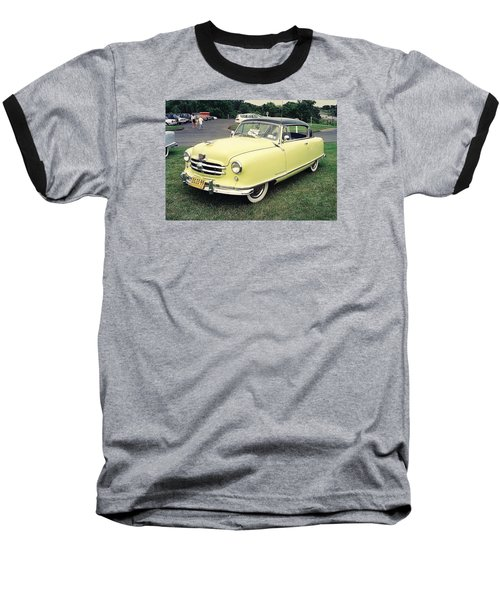 Baseball T-Shirt featuring the photograph Nash Rambler by John Schneider