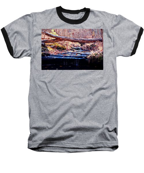 Baseball T-Shirt featuring the photograph Natural Spring Beauty  by Peggy Franz