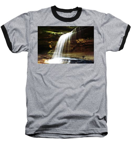 Nature In Motion Baseball T-Shirt