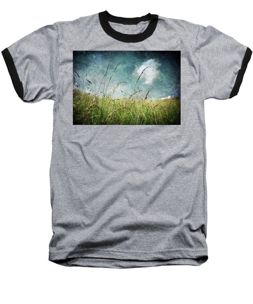 Baseball T-Shirt featuring the photograph Nature by Laura Melis