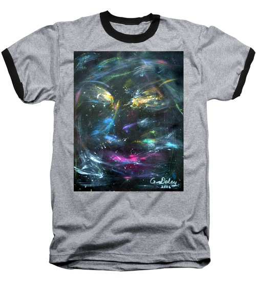 Nebula's Face Baseball T-Shirt