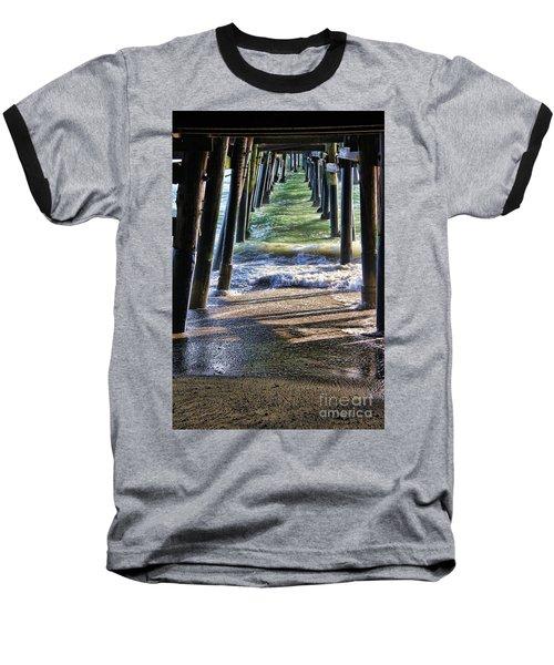Neptune's Stairway Baseball T-Shirt