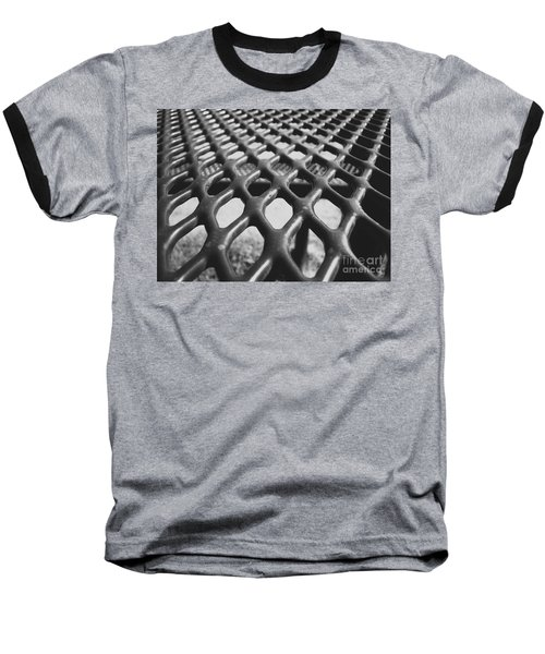 Baseball T-Shirt featuring the photograph Net by Andrea Anderegg
