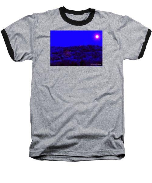 Night Or Day Baseball T-Shirt
