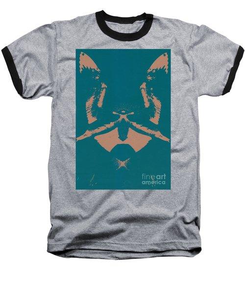 No Limits In Blue Baseball T-Shirt