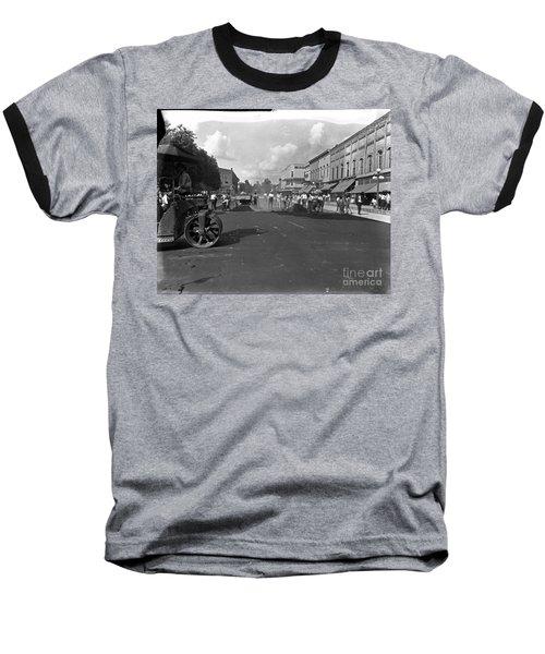 No More Dirt Streets Baseball T-Shirt