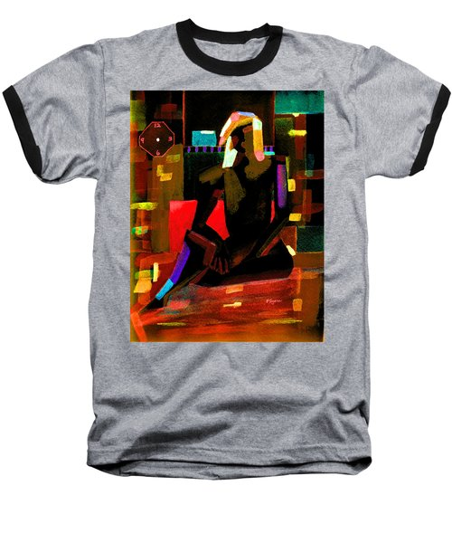 No Time Like The Present Baseball T-Shirt