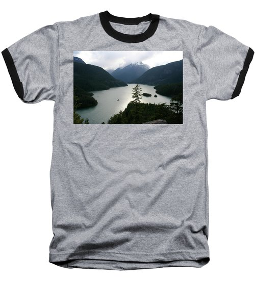 North Cascades Baseball T-Shirt