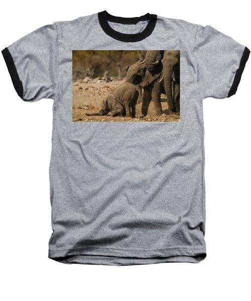 Nose Bump Baseball T-Shirt