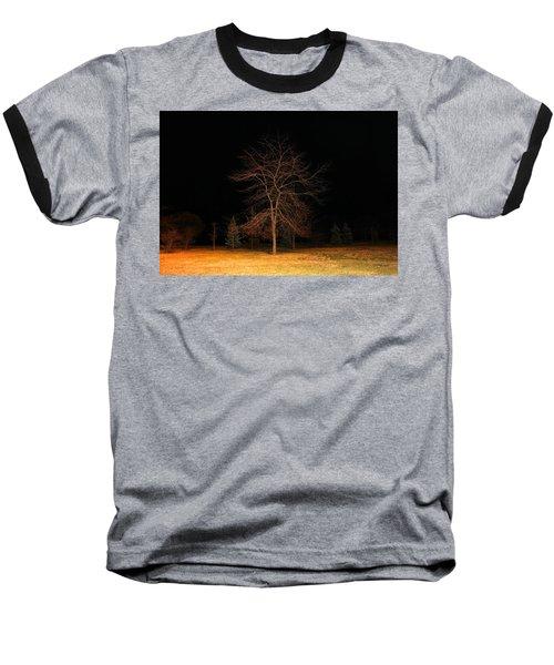 November Night Baseball T-Shirt