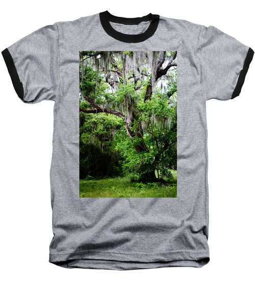 Oak And Moss Baseball T-Shirt