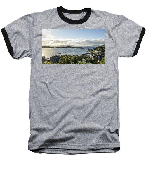 Oban Bay View Baseball T-Shirt