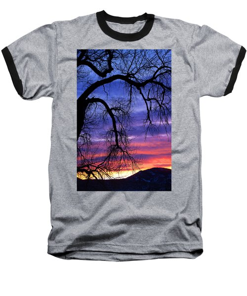 Baseball T-Shirt featuring the photograph Obeisance by Jim Garrison