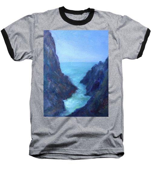 Ocean Chasm Baseball T-Shirt