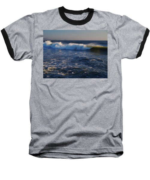 Ocean Of The God Series Baseball T-Shirt