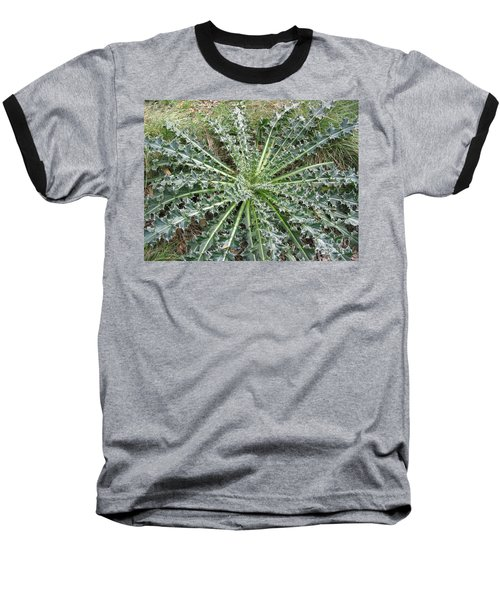 October Thistle Baseball T-Shirt