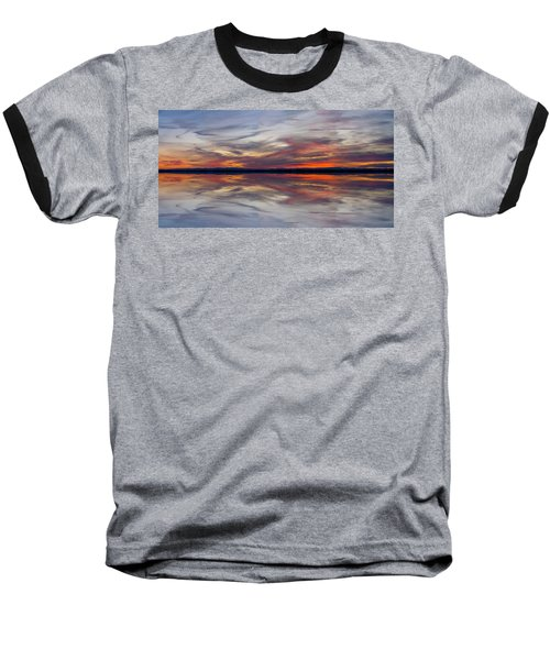 Off Highway 99 Baseball T-Shirt by Mark Greenberg