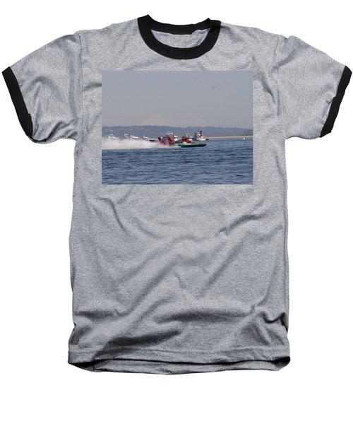 Oh Boy Oberto Baseball T-Shirt