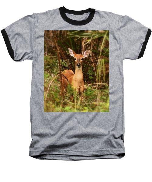 Oh Deer Baseball T-Shirt