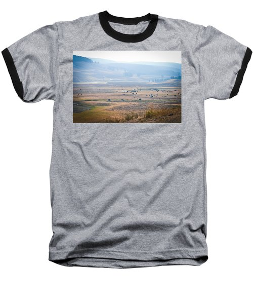 Baseball T-Shirt featuring the photograph Oh Home On The Range by Cheryl Baxter
