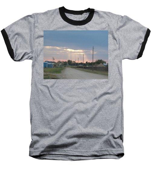 Oklahoma Beamer Baseball T-Shirt