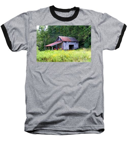Old Barn Near Silversteen Road Baseball T-Shirt