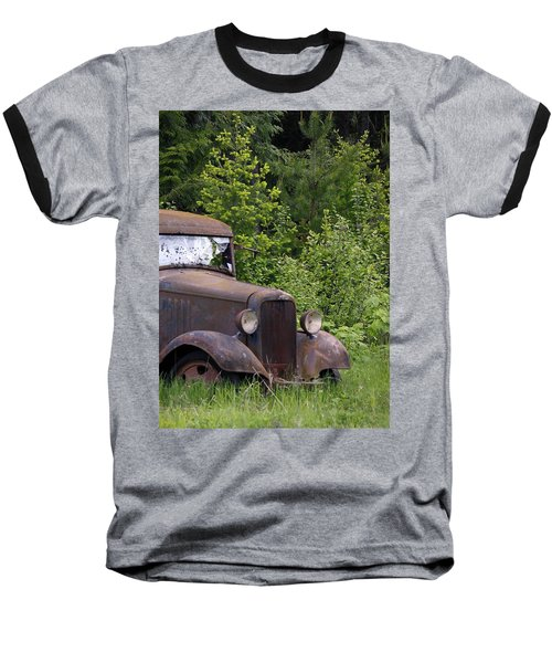 Baseball T-Shirt featuring the photograph Old Classic by Steve McKinzie