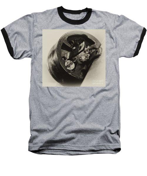 Old Plug  Baseball T-Shirt