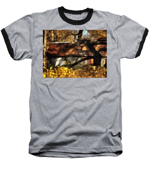 Old Sugar Shack Baseball T-Shirt