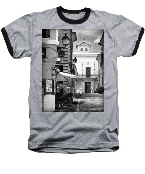 Baseball T-Shirt featuring the photograph Old Town by Pedro Cardona