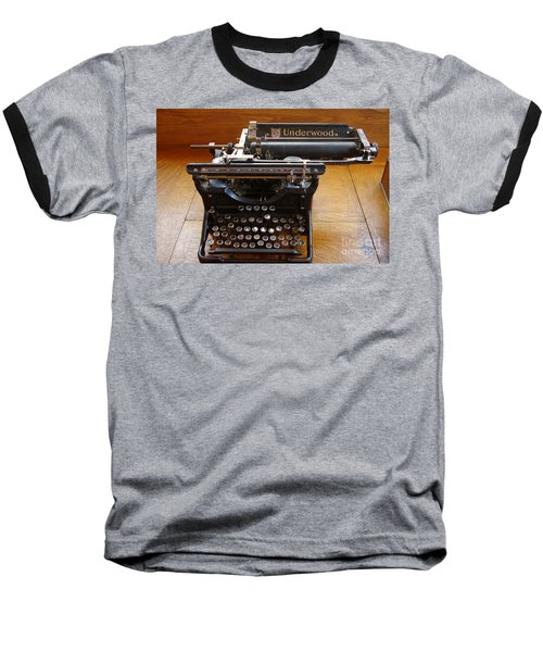 Baseball T-Shirt featuring the photograph Old West 8 by Deniece Platt