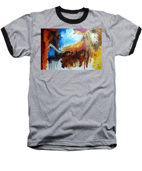 On Safari Baseball T-Shirt
