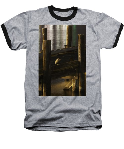 On The Dock Baseball T-Shirt