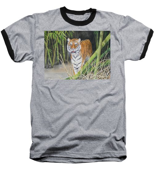 On The Prowl  Sold Prints Available Baseball T-Shirt