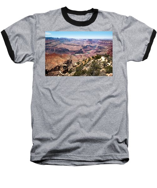 On The Rim Baseball T-Shirt